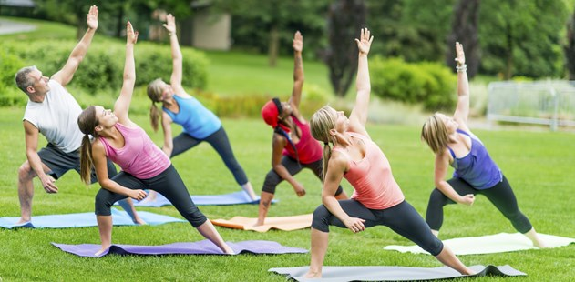 Assume Responsibility for Your Health and Fitness