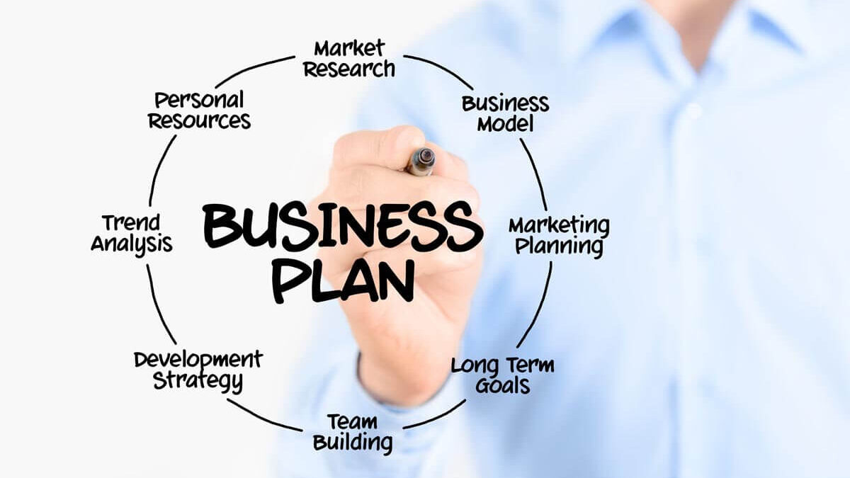 5 Points You Can't Forget on Your Business Plan